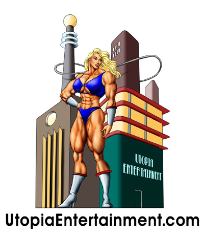 Utopia Entertainment Logo